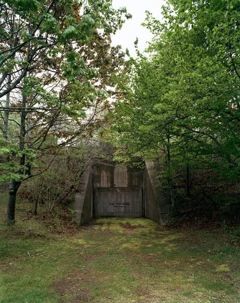 Casemate Access Door